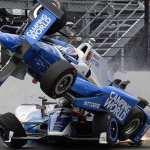 Alonso fracasa en la IndyCar