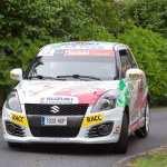 Rallye de Llanes: victoria indiscutible de Alfredo Tamés