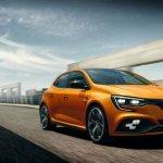 Renault Megane RS ¡graba y comparte tu conducción!