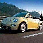 Volkswagen New Beetle, el escarabajo inconfundible