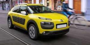Citroën Cactus el coche de los Airbumps