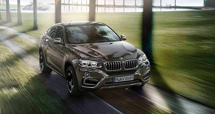 BMW X6 un SUV deportivo muy versátil