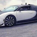 ¿Cuánto cuesta hacer drift con un Bugatti Veyron Mansory?