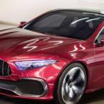 Mercedes Clase A Sedan, ¿a la vuelta de la esquina?