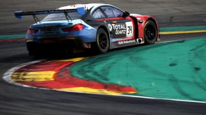 BMW arrasa en las 24 horas de SPA