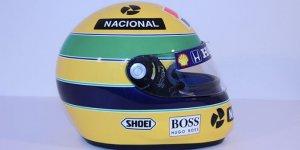 Los 3 cascos de Ayrton Senna que pueden ser tuyos antes de 2019