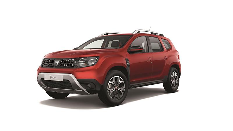 Salón de Ginebra 2019, Dacia Duster Techrad Limited edition
