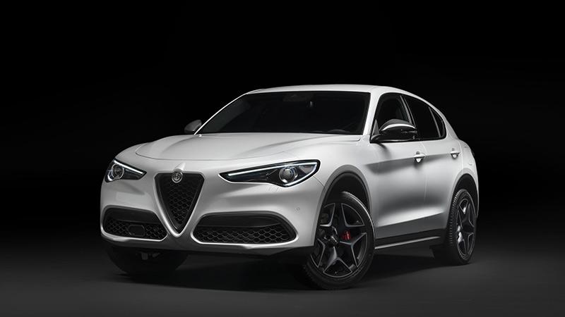 Salón de Ginebra 2019, Alfa Romeo Stelvio Ti