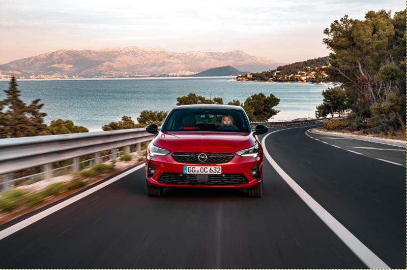 Nuevo Opel Corsa