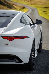 Jaguar F-TYPE Parte Trasera Vertical